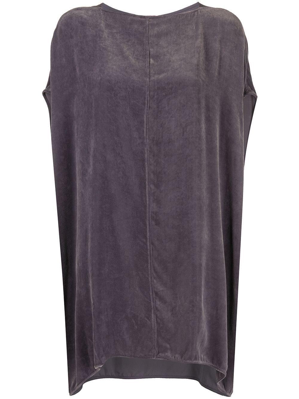 Eclipse Velvet Tunic Dress Item # RP02A7538