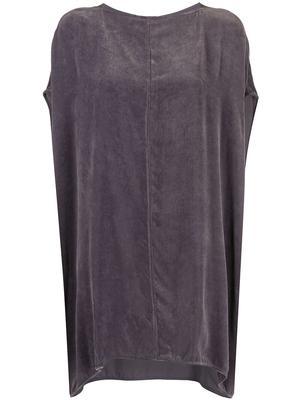 Eclipse Velvet Tunic Dress