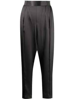 Silk Charm Pull on Pants