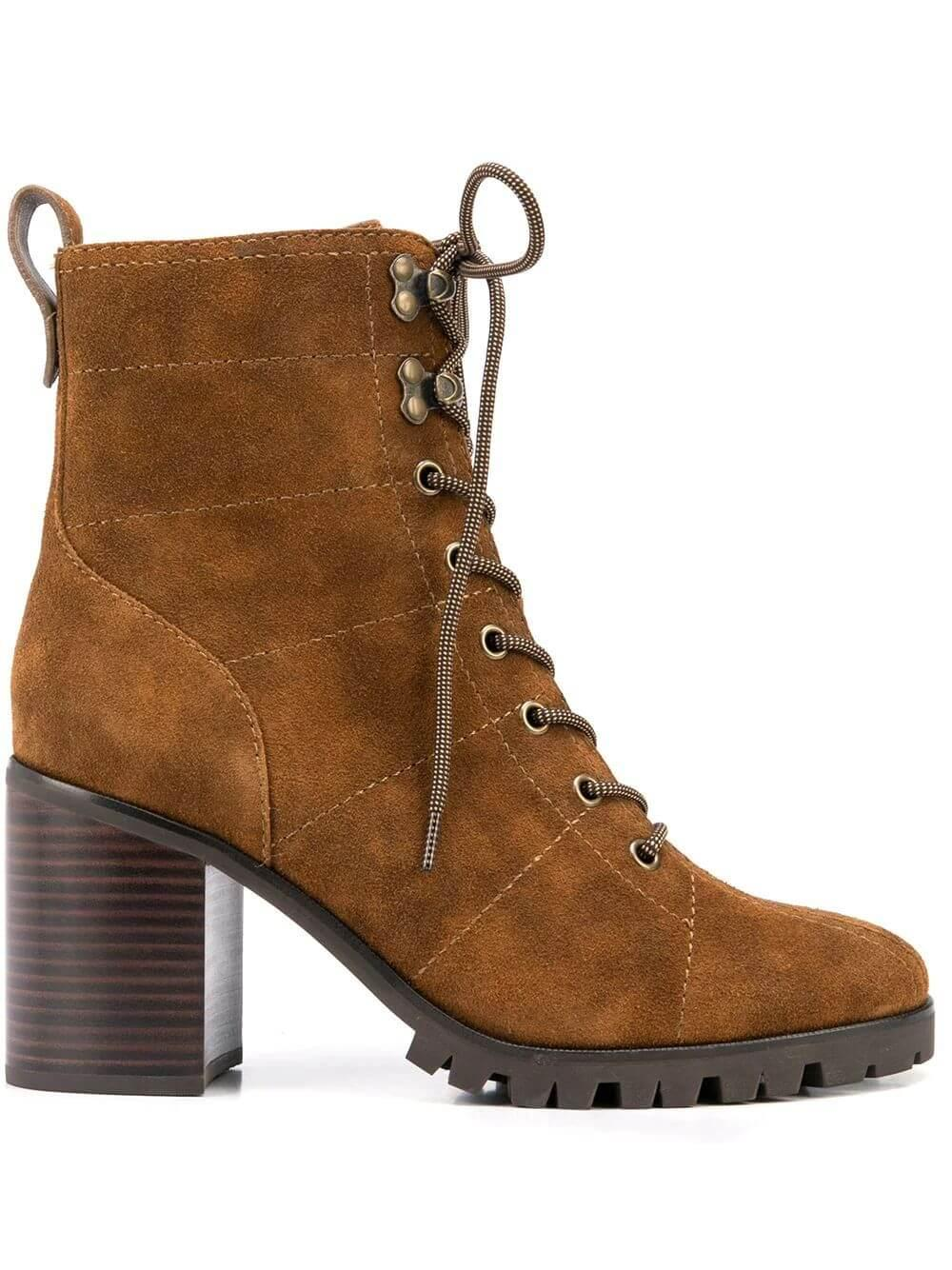 Christie Lace Up Boot Item # CHRISTIE