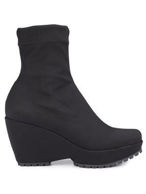 Fandy Wedge Ankle Boot