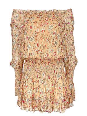 Printed Willow Dress
