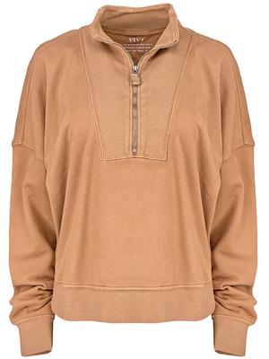 Roxie Half-Zip Sweatshirt