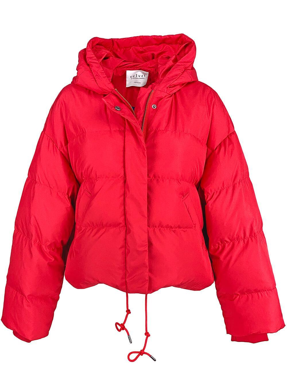 Raylin Puffer Jacket Item # RAYLIN04-F21
