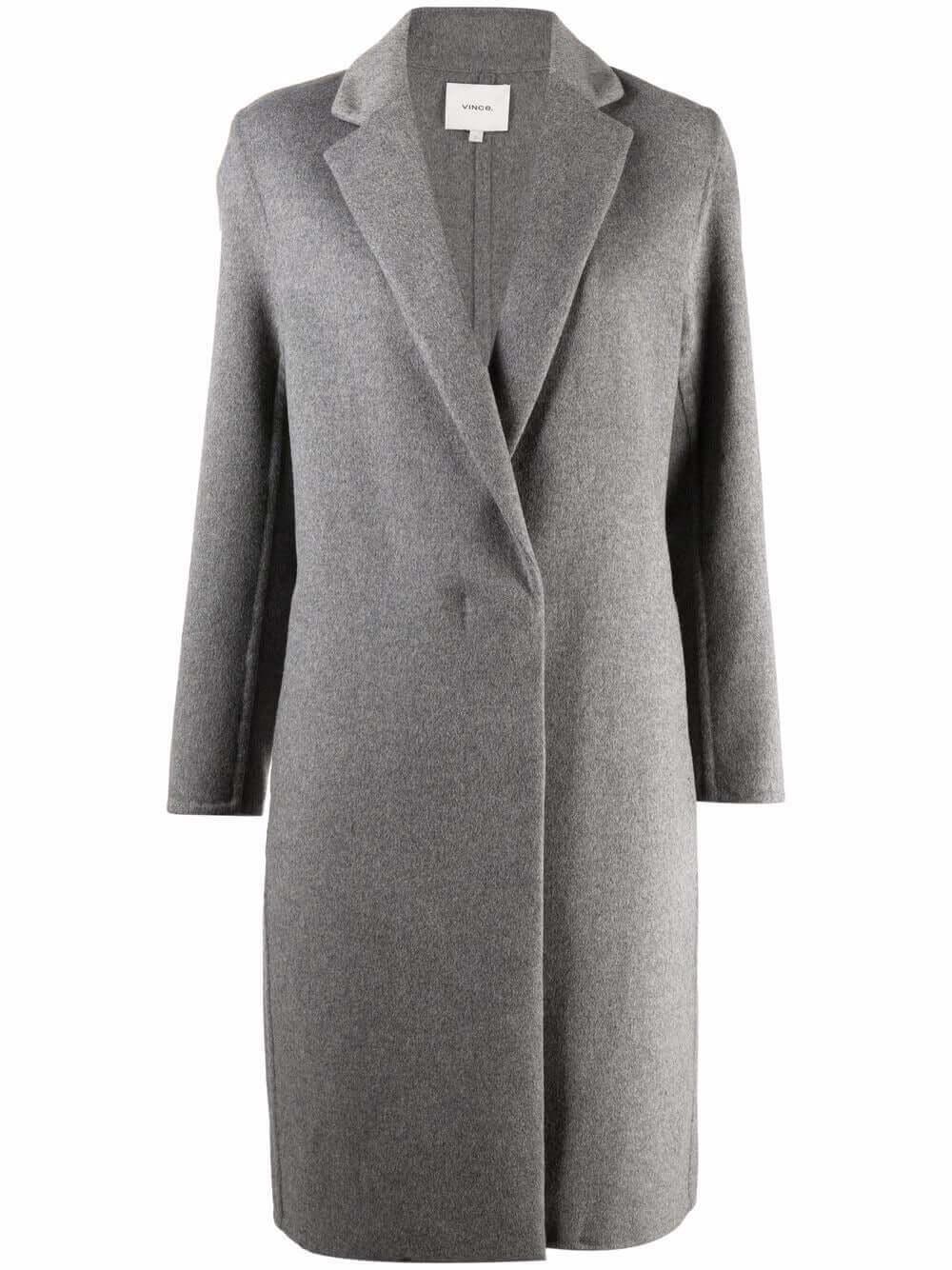 Classic Wool Coat Item # VS92091304