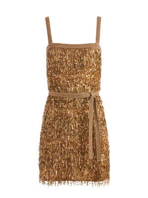 Sonja Sequin Mini Dress