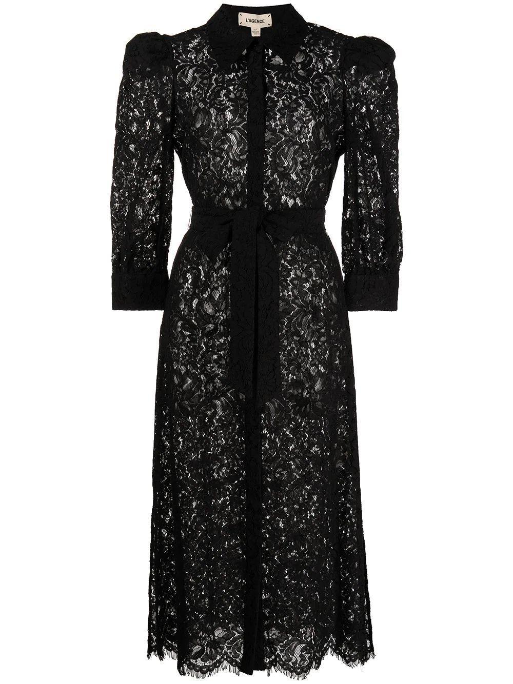 Kaiya Lace Dress Item # 61148HCL