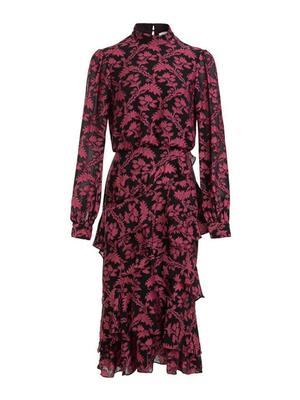 Isa Ruffle Dress