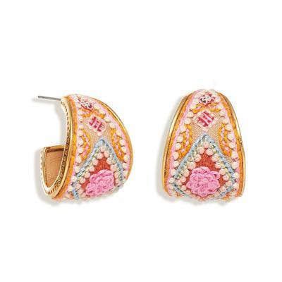 Hollis Hoop Earrings