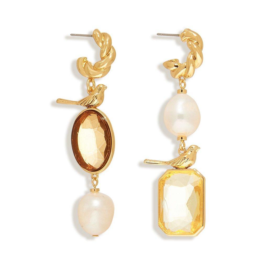 Leonie Dangle Earrings Item # E485