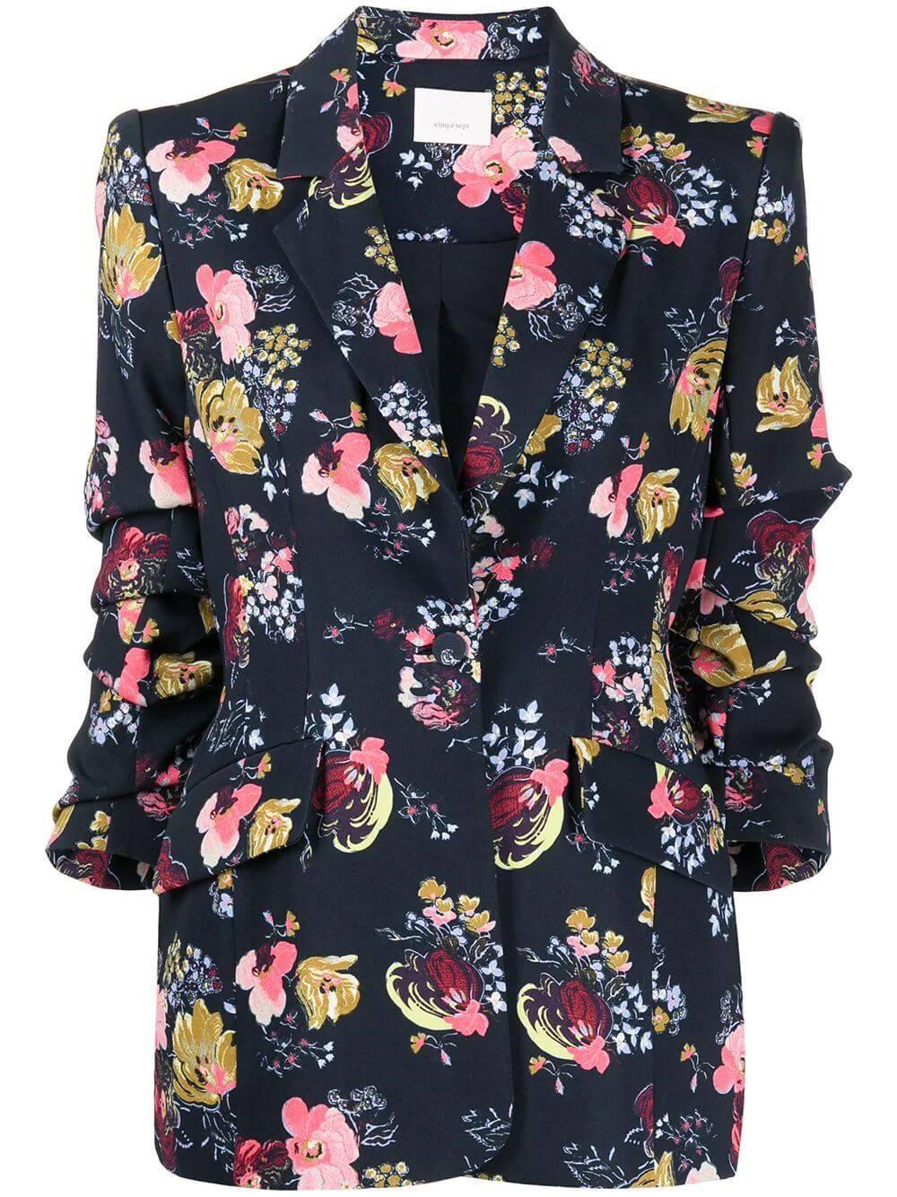 Kylie Bouquet Jacket Item # ZJ3704682Z-C