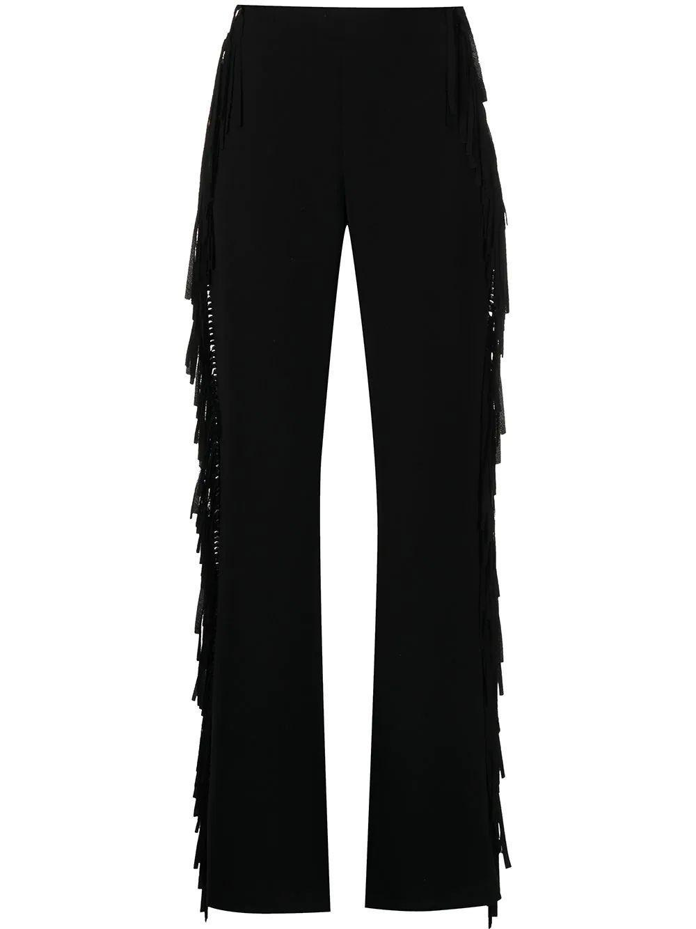 Remy Side Fringe Pants Item # ZP5721319Z