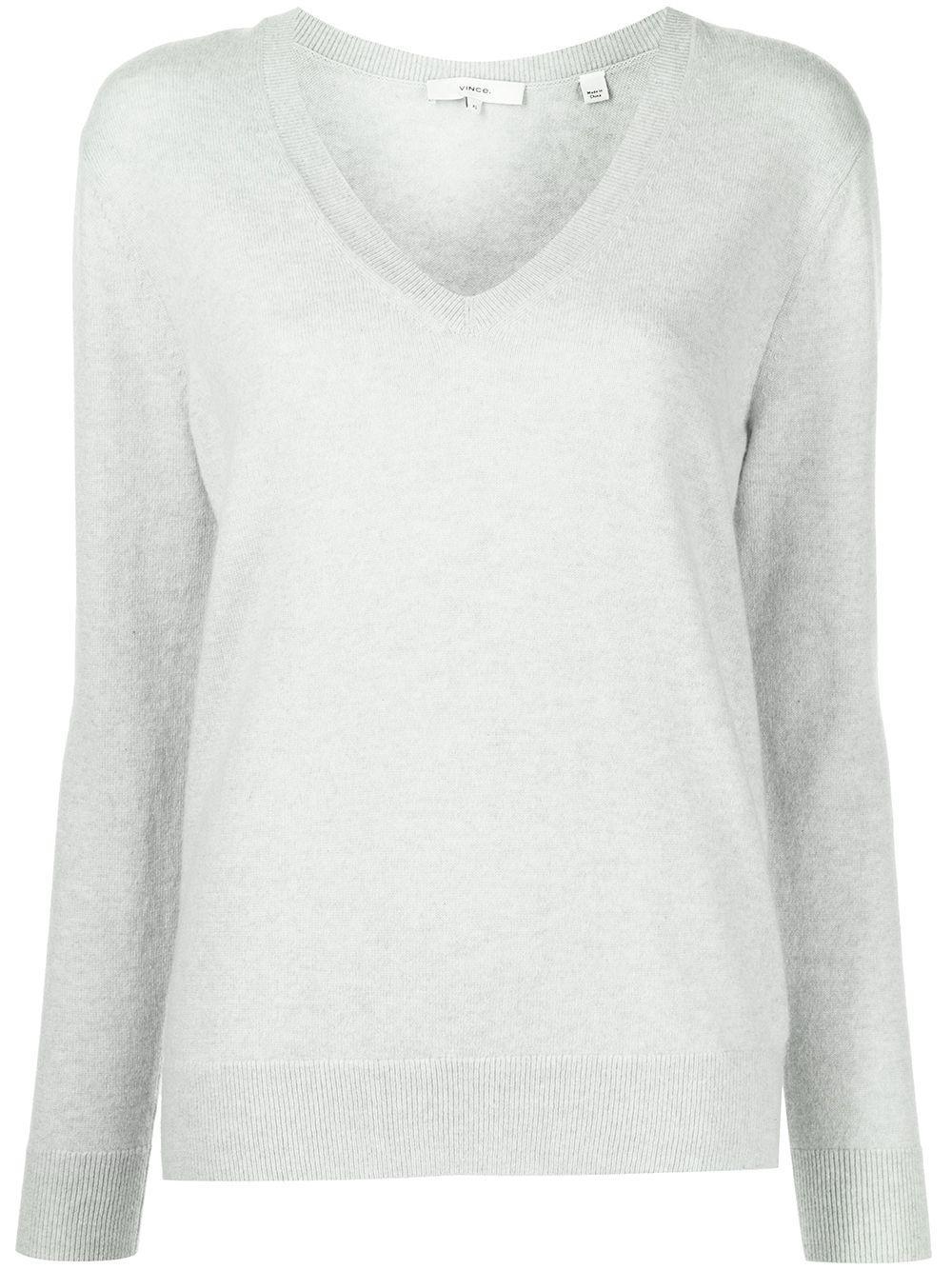 Weekend V- Neck Sweater Item # V782078133