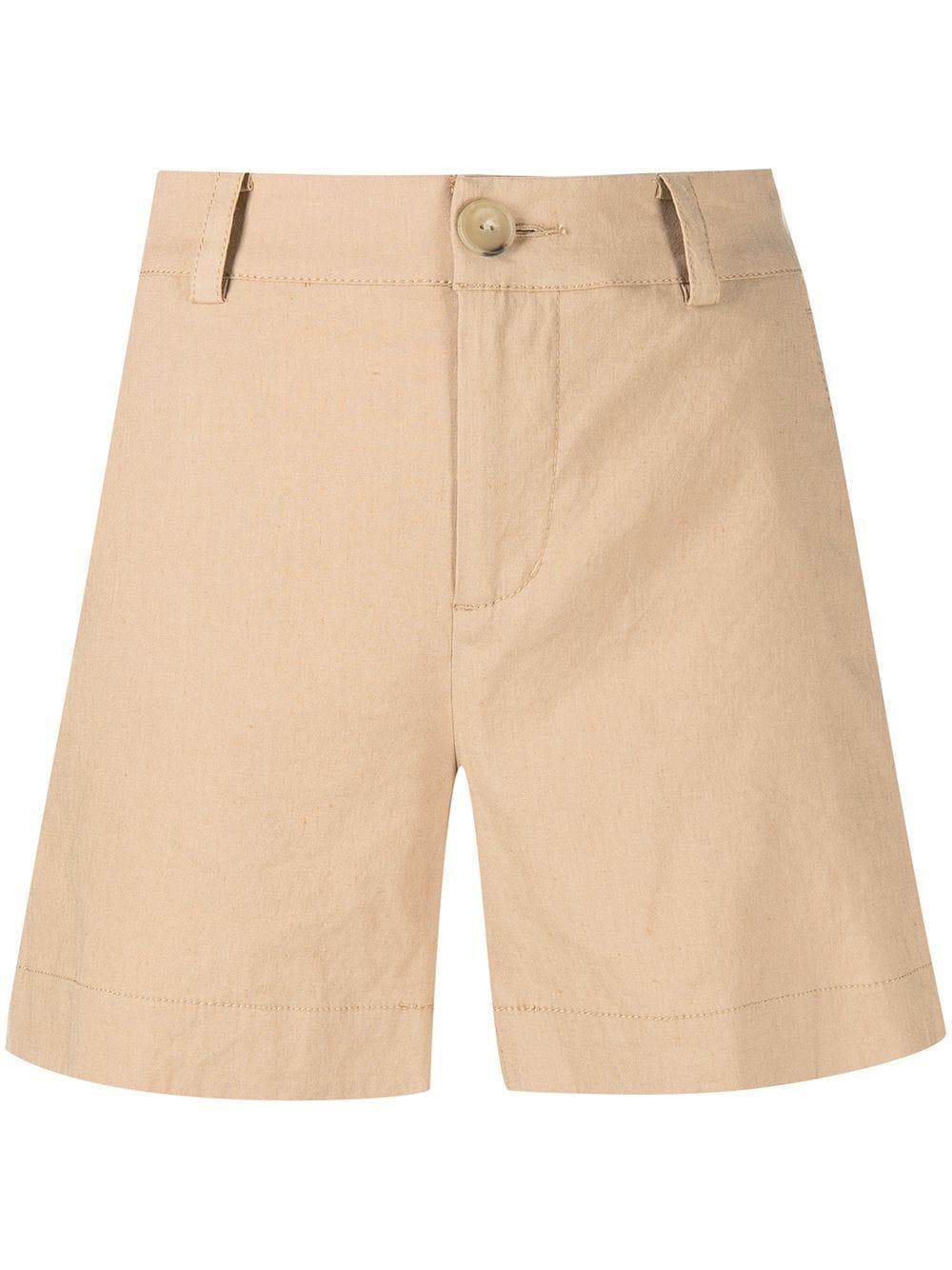 Casual Linen Shorts Item # V757821965