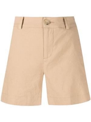 Casual Linen Shorts