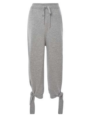 Cashmere Tie Lounge Sweatpants