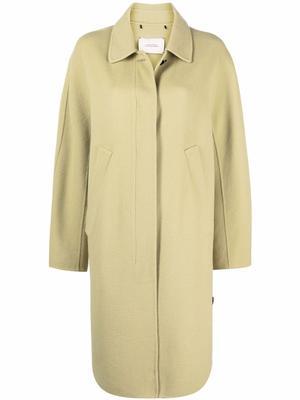 Slouchy Ease Coat
