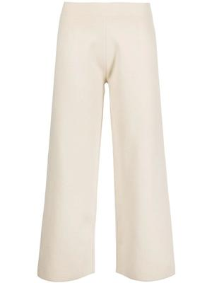 Lenore Twisted Cable Cropped Pants