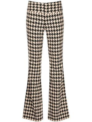 Olivia Houndstooth Trousers