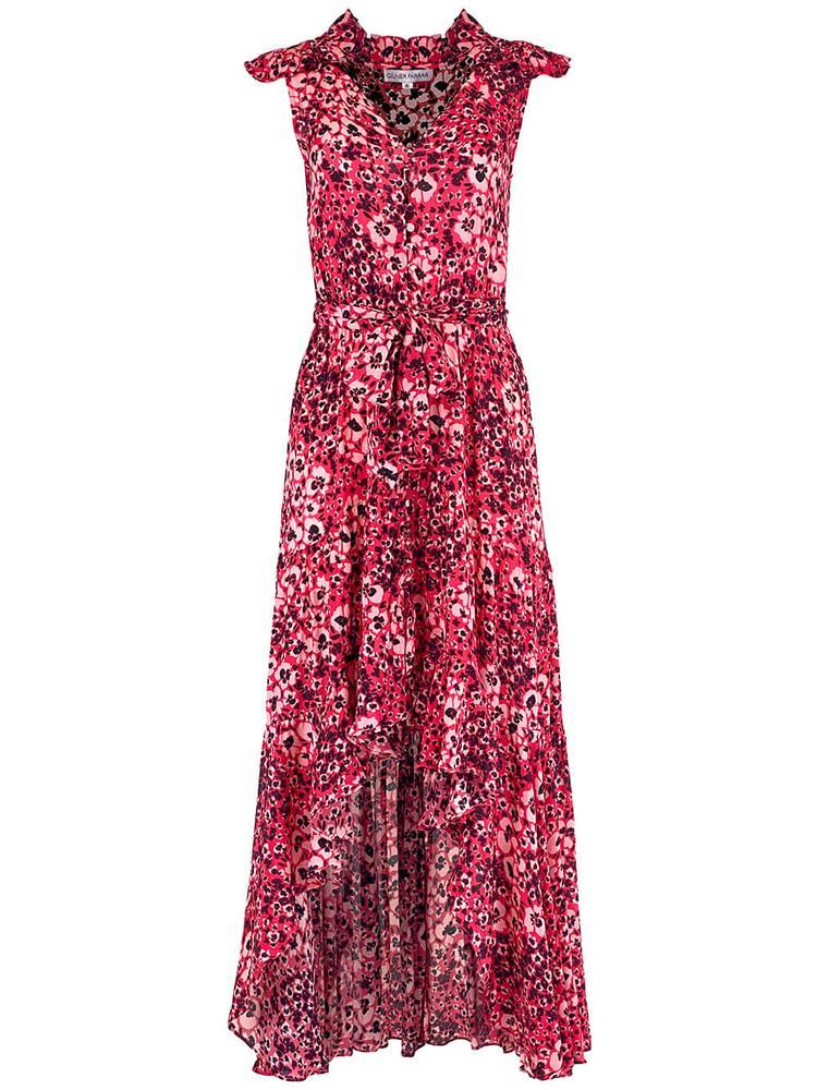 Hazel Floral Maxi Dress Item # HAZEL