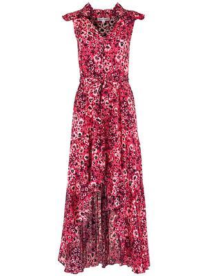 Hazel Floral Maxi Dress