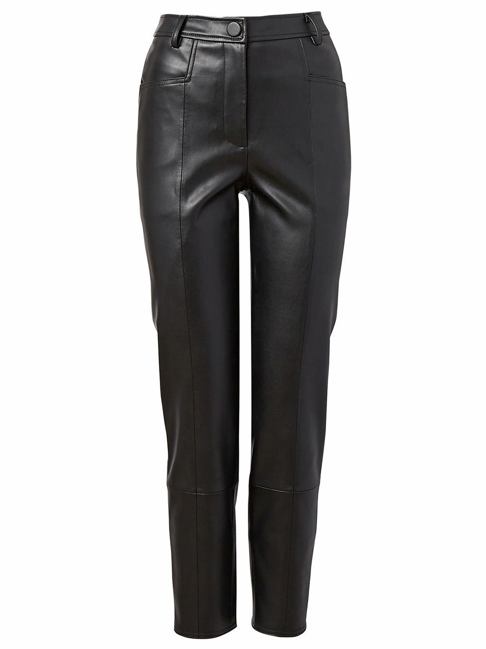 Rue Faux Leather Pant Item # 19RP29