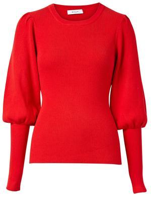 Poof Sleeve Sweater