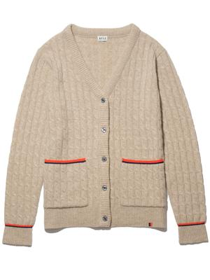 The Sally Tipped Cardigan