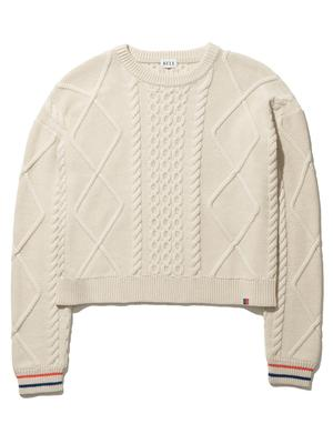 The Verne Cable Knit Sweater