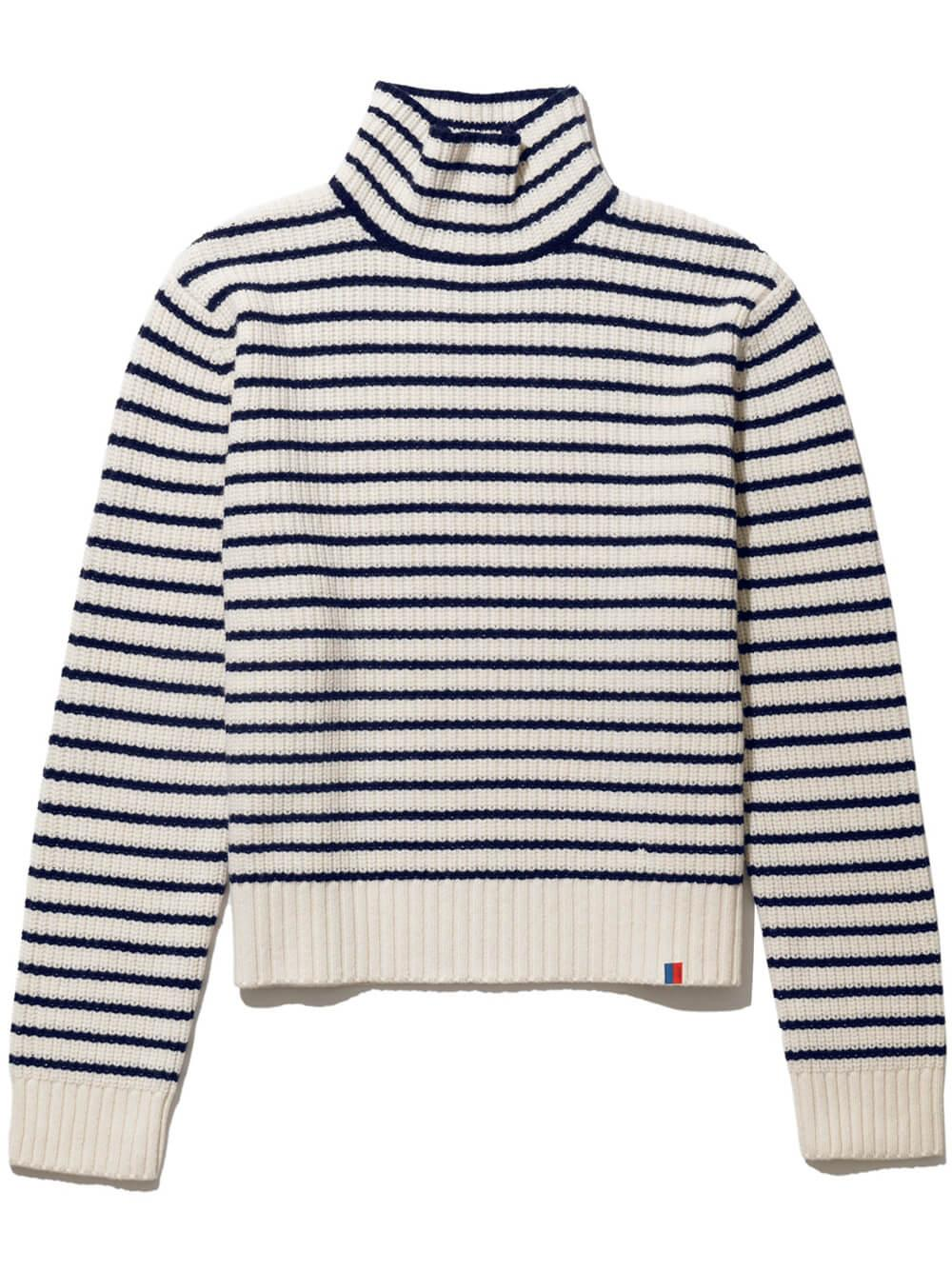 The Banks Striped Sweater Item # SW180F3