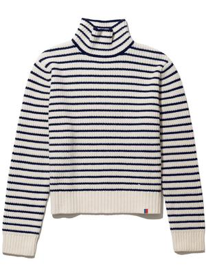 The Banks Striped Sweater