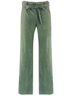Young Belted Pant