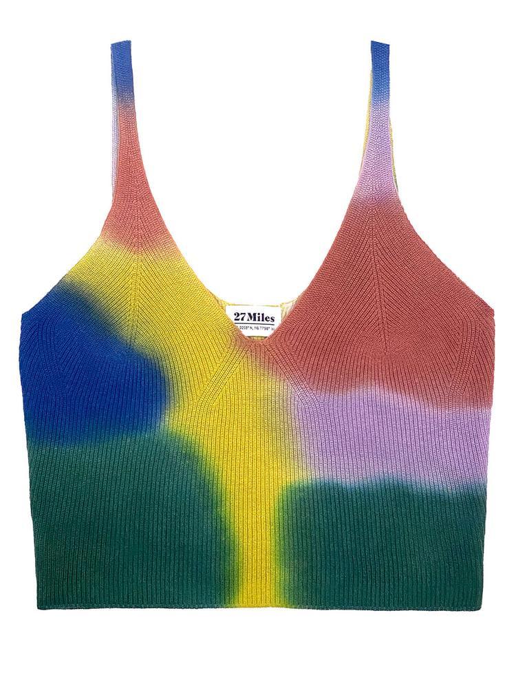 Romina Tie Dye Tank Item # ROMINA