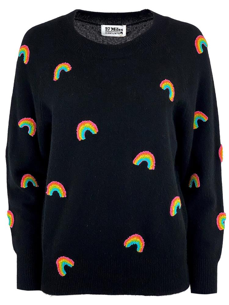 Oakley Rainbow Crew Sweater Item # OAKLEY