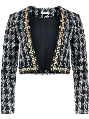 Zeta Cropped Jacket