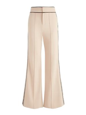 Dylan Side Piped Wide Leg Pant