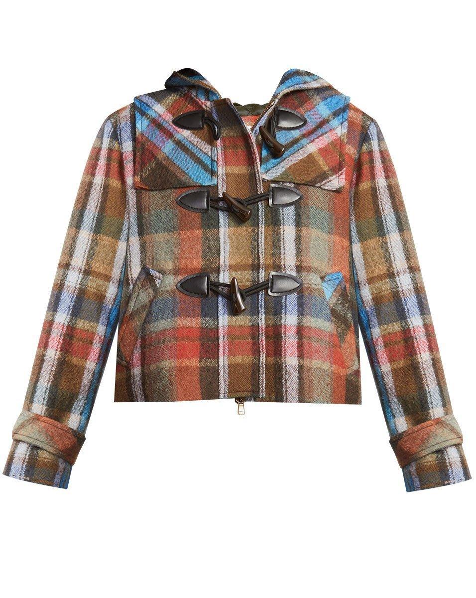 Ianna Duffle Coat Item # 2108OW1570014
