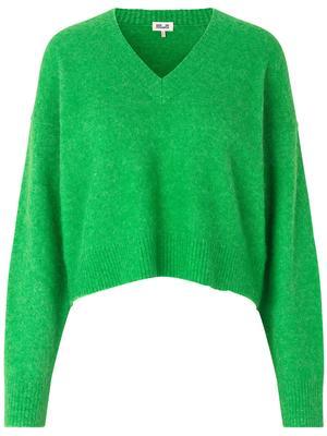 Chio V-Neck Melange Sweater