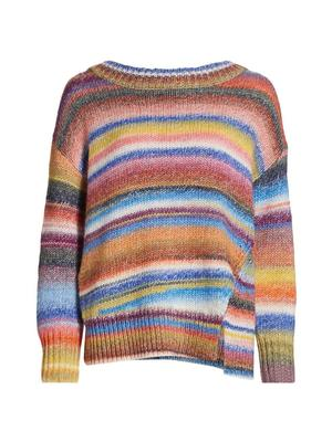 Laci Multi Stripe Sweater