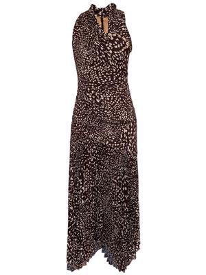 Chelsea Printed Midi Dress