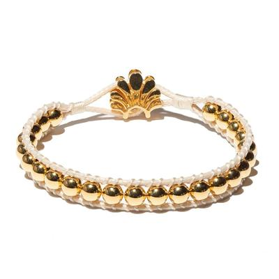 Beaded Cord Bracelets