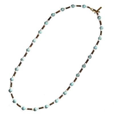 Taos Strand Necklace