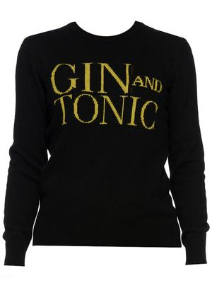 Gin and Tonic Sweater