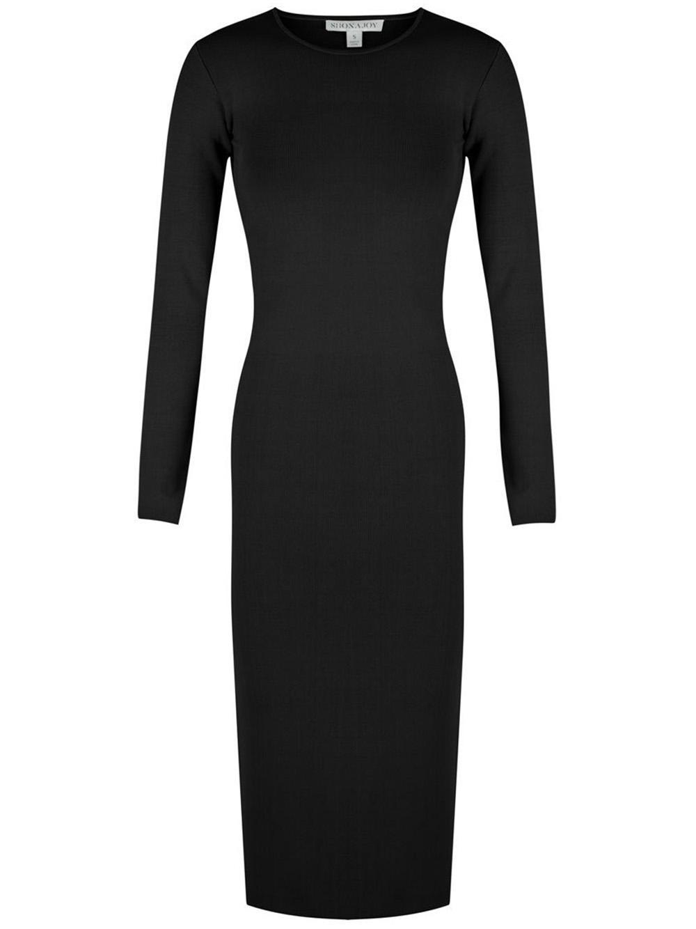 Lyon Backless Midi Dress Item # 213173