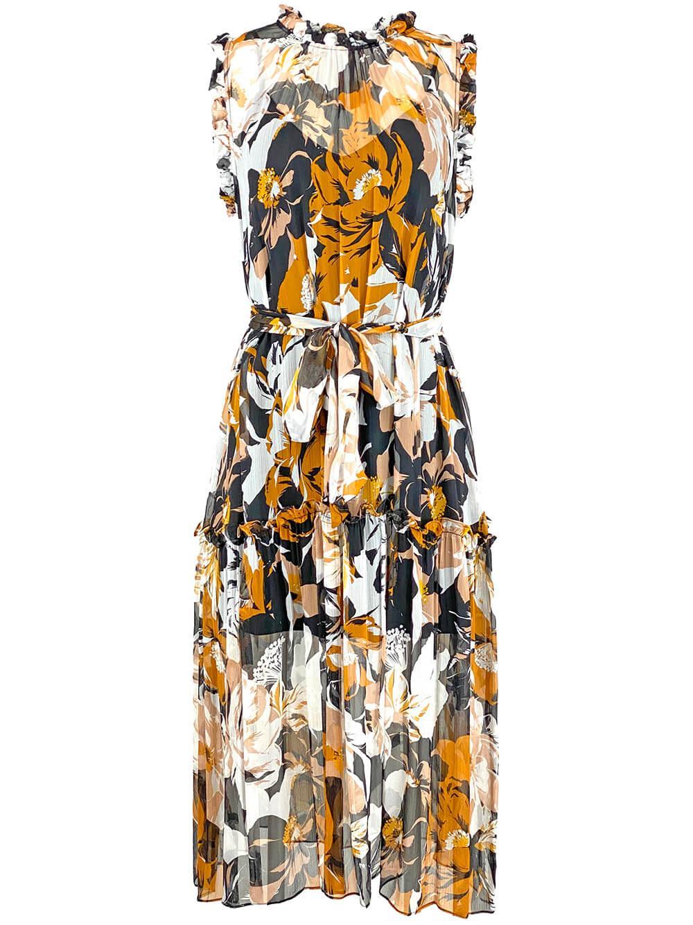 Gemma Chiffon Dress Item # CLD04-F21