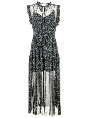 Gemma Chiffon Dress