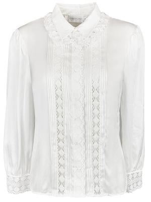 Frankie Washed Silk Blouse
