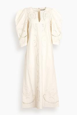 Santos Eyelet Dress