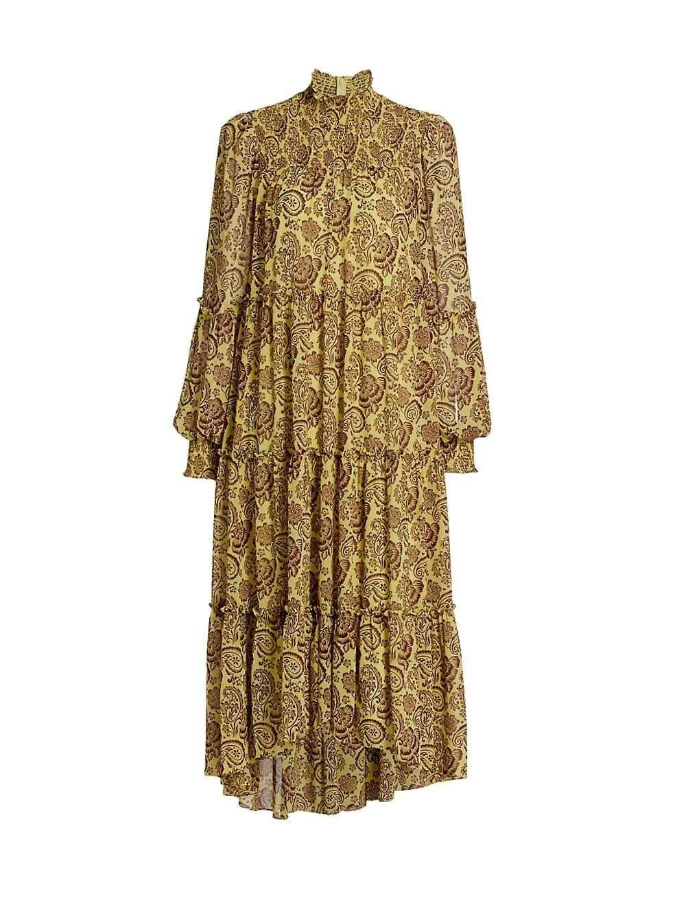 Paisley Rika High Low Dress Item # ZD13394579Z