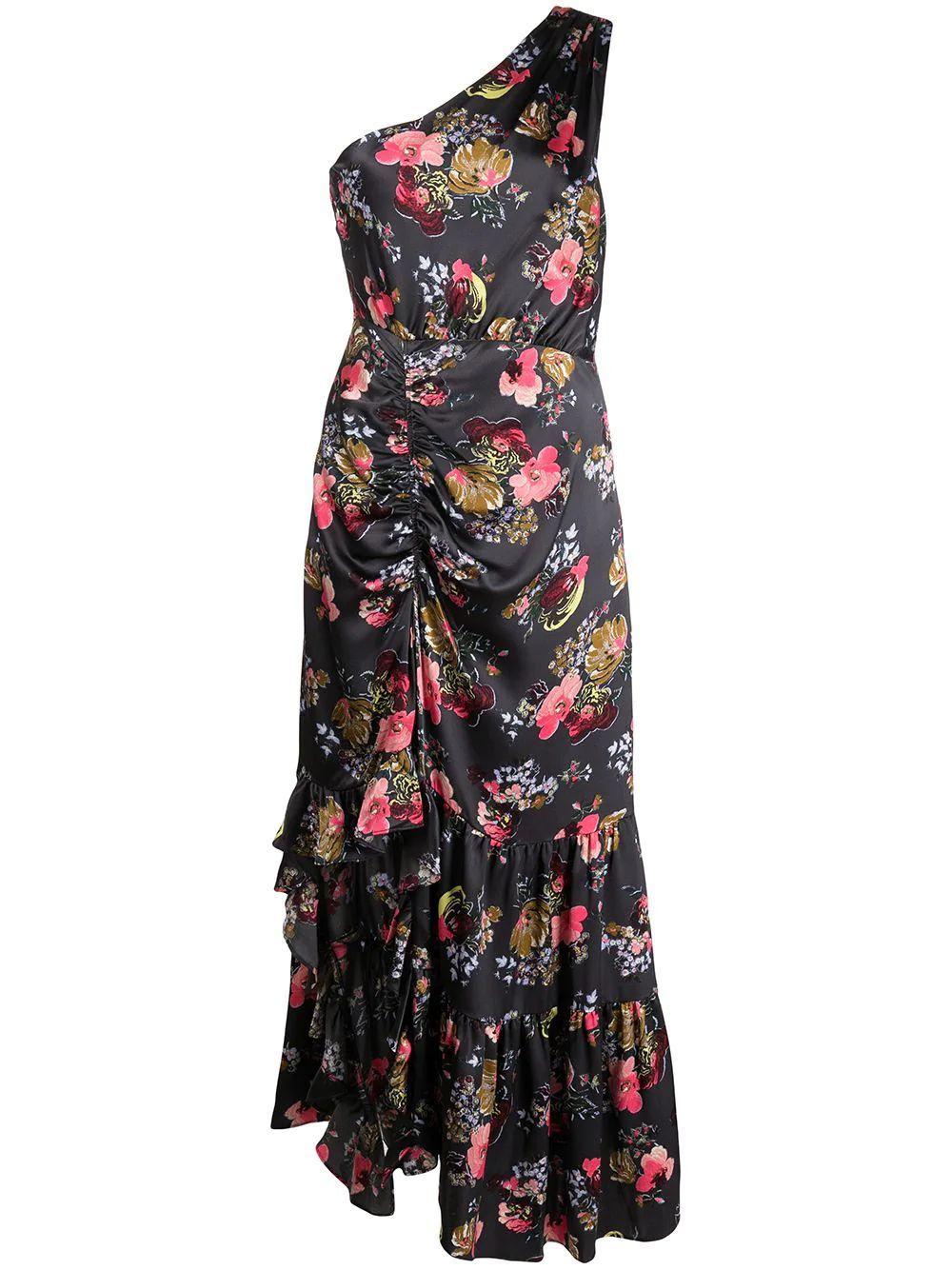 Kayleigh One Shoulder Dress Item # ZD14624585Z